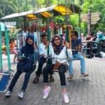 WISATA MALANG : Jatim Park Grup dan Taman Safari 2 Diserbu Pengunjung