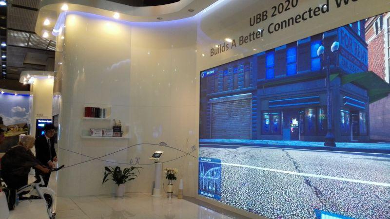 Televisi 4K Huawei (Okezone)