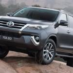 Toyota Fortuner 2016 versi Thailand. (Paultan.org)