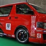 MODIFIKASI MOBIL : Mobil Travel Dandan Ala Racing, Begini Jadinya