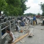 CITY WALK SUKOHARJO : Pekerjaan Tinggal Finishing