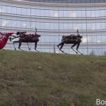 NATAL 2015 : Rayakan Natal, Google Bikin Robot Penarik Kereta Sinterklas