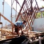 BANGUNAN AMBRUK : Miris! Atap MI Muhammadiyah di Sumberlawang Sragen Ambruk