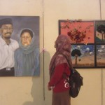 "PAMERAN SENI RUPA : ""Golongan Darah S"" Pamerkan Puluhan Karya Seniman Muda"