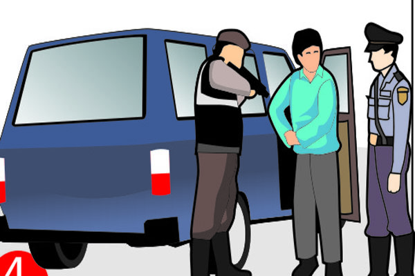 Ilustrasi pencuri mobil. (Hengky Irawan/Harian Jogja)