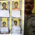 Foto tahanan kabur Polres Blitar. (JIBI/Solopos/Antara-Istimewa)