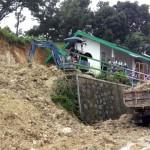 LONGSOR KARANGANYAR : 4 Kecamatan di Karanganyar Dilanda Longsor, Ini Lokasinya