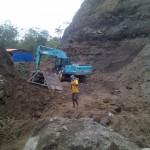 PERTAMBANGAN KLATEN : Satu Penambang Tewas Tertimpa Tebing Longsor di Kali Woro