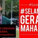 Meme #SaveRonny (Twitter.com/@kak_toyib)