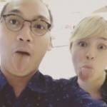 Egi John dan Marshanda (Instagram.com)