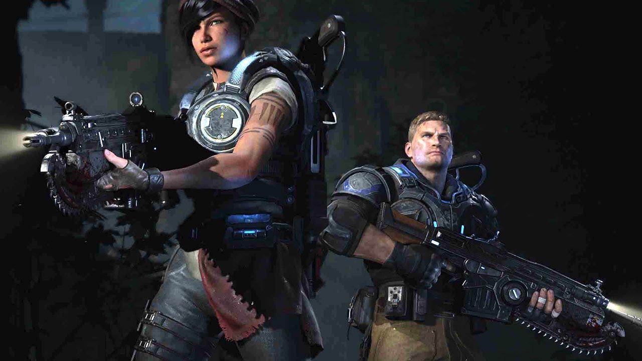 Gears of War 4 (Youtube)