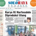 Halaman Soloraya Harian Umum Solopos edisi Sabtu, 30 Januari 2016