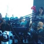 Foto kunjungan para siswa PAUD Islam Sakti Manang di Griya Solopos, Jl. Adisucipto 190, Solo, Jawa Tengah, Rabu (28/1/2016) pagi. (Evi Handayani/JIBI/Solopos.com).