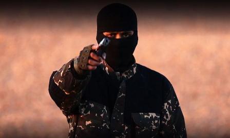 Ilustrasi ISIS mengancam Inggris (Independent)