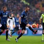 Inter Milan saat melawan Sassuolo (Twitter)