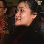 Jessica Wongso di Mapolda Metro Jaya, Jakarta, Rabu (20/1/2016). Penyidik Direktorat Reserse Kriminal Umum memeriksa Jessica terkait kematian Wayan Mirna Salihin yang meninggal dunia karena sianida dalam es kopi Vietnam yang diminumnya di Olivier Cafe Grand Indonesia. (JIBI/Solopos/Antara/Meli Pratiwi)