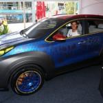 MOBIL KIA : Gandeng Nadal, Kia Beberkan Penampakan Mobil X-Men