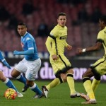LIGA ITALIA : Napoli Vs Inter : Sinyal Awal Scudetto
