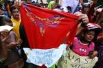 FOTO DEMO PKL : Begini Kala PKL Kediri Demo…