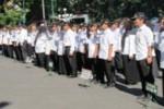 SERAGAM PNS SOLO : Rudy Tolak Seragam Baru PNS Putih Biru Ala Jokowi, Ini Alasannya