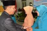 Sekda baru Pemkab Madiun Tontro Pahlawanto seusai pelantikan, Selasa (19/1/2016). (JIBI/Solopos/Antara/Siswowidodo)