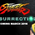 Street Fighter Resurrection (Youtube)