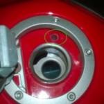 Tangki Honda New CB150R. (Iwanbanaran.com)