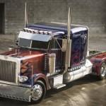 Truk Optimus Prime dari film Transformers. (Thenewswheel.com)