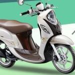 Yamaha New Fino. (Yamaha-motor.co.id)