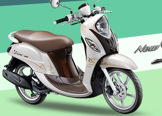Yamaha New Fino. (Yamaha-motor.co.id)