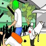 DUEL MAUT 2 KAKEK : Keluarga Tolak Otopsi, Polisi Siapkan Pasal Sangkaan Menghalangi Hukum