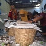 BENCANA SUKOHARJO : Jumlah Rumah Rusak Di Duwet Bertambah