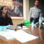 ANTISIPASI TERORIS : Pria Dikira Teroris Ini Ternyata Sedang Jalani Lelaku Kelilingi Pulau Jawa