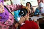FOTO PENYAKIT CHIKUNGUNYA : Dinkes Jemput Bola Pasien Chikungunya