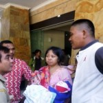Kedatangan mantan anggota ormas Gafatar di Bojonegoro, Senin (25/1/2016). (JIBI/Solopos/Antara/Slamet Agus Sudarmojo)