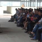 PASAR JOHAR SEMARANG : Tunggu Gubernur, Peresmian Pasar Darurat Molor