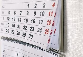 Ilustrasi kalender (Myjewishlearning.com)