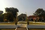 Suasana depan Pura Pakualaman. (Desi Suryanto/JIBI/Harian Jogja)