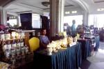 Beberapa Usaha Mikro, kecil, dan Menengah (UMKM) mengikuti pameran yang digelar oleh BPD DIY di The Sahid Rich Jogja Hotel, Kamis (21/1/2016). (Bernadheta Dian Saraswati)