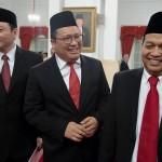 KABINET JOKOWI-JK : Jadi Ketua KEIN, Sutrisno Bachir Bantah Wakili PAN di Pemerintahan