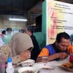 KULINER : Soto Pites Mbah Galak Paling Favorit Beringharjo