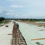 TOL SOKER : Kompensasi Dipenuhi, Pembangunan Tol di Ngesrep Dilanjutkan