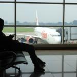 LIBUR AKHIR TAHUN : Jumlah Penumpang Pesawat Berkurang 10.240 Orang