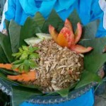 KULINER SRAGEN : Nasi Pisang Goreng, Makanan Tanpa Beras, Kok Bisa?