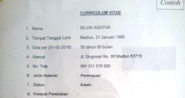 Lowongan Kerja Rsud Dr Soedono Madiun Butuh 19 Pegawai Non Pns