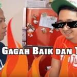 Rekaman video parodi LGBT unggahan Edho Zell (Youtube.com)