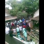 PESAWAT JATUH : 1 Wanita Tertimpa Pesawat Jatuh di Malang, Pilot dan Teknisi Dilarikan ke RS
