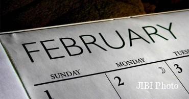 Februari (Istimewa/Okezone)
