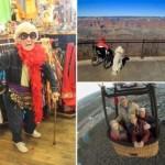 KISAH INSPIRATIF : Divonis Kanker, Nenek Ini Malah Keluyuran Keliling Dunia