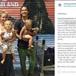 Keluarga kecil Garrett Gee (Instagram.com)